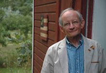 Ted kooser A jar of buttons